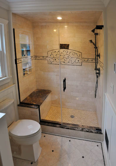 Custom Tile Work : Chris long custom works mosaic design and tile