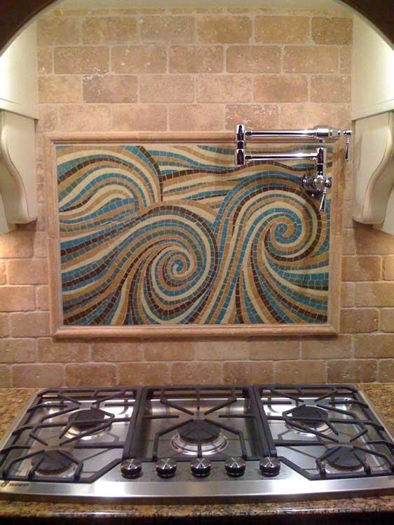 Chris Long Custom Works Custom Mosaic And Tile